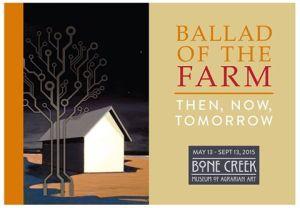 bone creek ballad